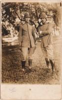 Chiquito e Danilo 17-11-1930 frente