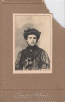 Maria Augusta frente