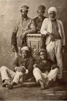 Retrato Negros recém libertos 1884(foto Atelier Ferrari)