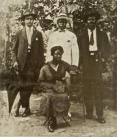Retrato Parque da Redenção(acervo Celi Patterson) 1935