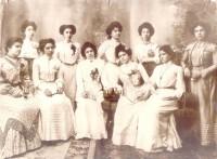 Senhoras Traje Domésticos(Calegari)  sécXIX