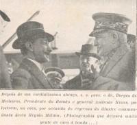 Porto Alegre Borges de Medeiros e Andrade Neves(Mascara) 1925