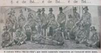 Porto Alegre Carnaval Ba-Ta-Clan(Mascara) 1925