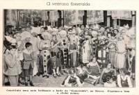 Porto Alegre Carnaval Esmeralda(Mascara) 1925