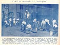 Porto Alegre Salão Teatro República(Mascara) 1925