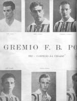 Revista do Globo Grêmio Tri Campeão da Cidade 1932 1