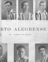 Revista do Globo Grêmio Tri Campeão da Cidade 1932 2