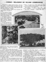 Revista do Globo Viamão velhas lembranças