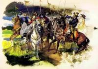 Batalha Revolução Farroupilha(J B Mottini- Col Samrig) 1980