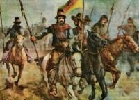 Carga da cavalaria Farroupilha(Guido Mondin)