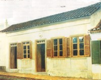 Casa de Bento de Bento Gonçalves da Silva