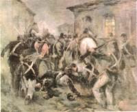 Farrapos em São José do Norte em 1840