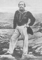 Giussepe Garibaldi Ilha Caprera