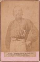 Giussepe Garibaldi frente