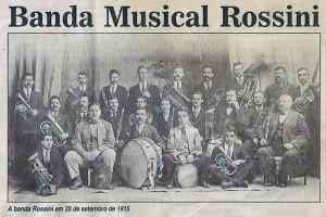 Rio Grande Banda Musical Gioacchino Rossini 1890
