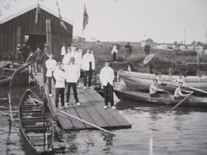 Rio Grande Barcos na doca