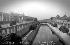 Rio Grande Canalete da Avenida Major Carlos Pinto quase Senador Corrêa