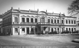 Rio Grande Postal Prédio da Prefeitura Municipal(foto Postal Colombo)