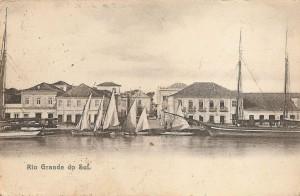 Rio Grande Postal final do sécXIX