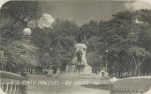 Rio Grande Praça Bento Gonçalves(déc 1950)
