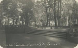 Rio Grande Praça Tamandaré anterior a 1954