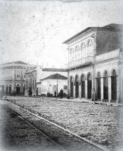 Rio Grande Rua Pedro II(atual Marechal Floriano) 1889