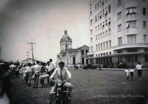 Rio Grande Rua Riachuelo(acervo Etiele Morais) 1966