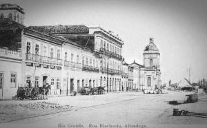 Rio Grande Rua Riachuelo déc1910
