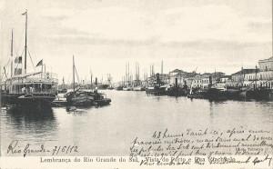 Rio Grande Vista do Porto Rua Riachuelo