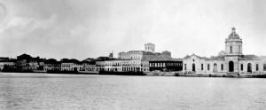 Rio Grande cais do porto início sécXX