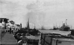 Rio Grande porto velho 1910