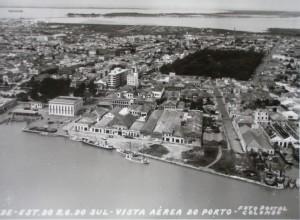 Rio Grande vista aérea