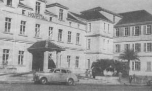 Santa Cruz do Sul Hospital Santa Cruz 1908
