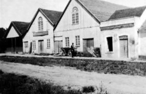 Santa Cruz do Sul Marcenaria na Rua Marechal Deodoro(acervo Maria Regina Winterle)