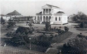 Santa Cruz do Sul Praça Bandeira (1)