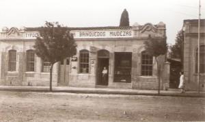 Santa Cruz do Sul Typographia Brinquedos 1925