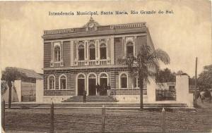 Santa Maria Intendência Municipal