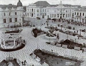 Santa Maria Praça Saldanha Marinho 1933