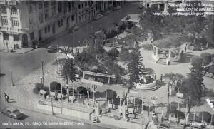 Santa Maria Praça Saldanha Marinho 1960