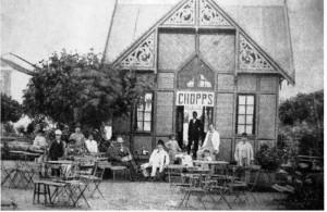 Santa Maria Quiosque Sald MArtinho 1909-1922