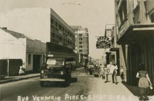 Santa Maria Rua Venância Aires