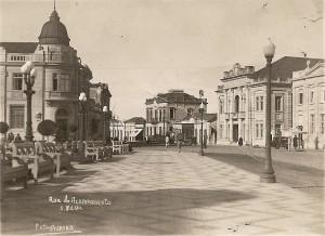 Santa Maria Rua do Acampamento 1935