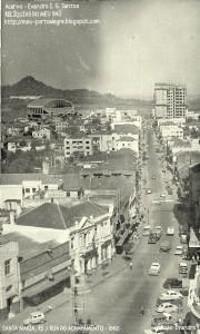 Santa Maria Rua do Acampamento 1960