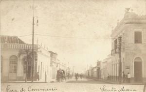 Santa Maria Rua do Comércio
