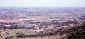 Santa Maria Vista Panorâmica(Ray Langsten) 1967