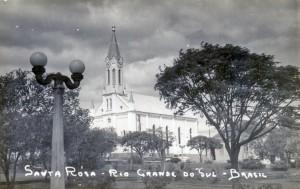 Santa Rosa Igreja