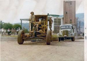 Santa Tereza Trabalhadores da Prefeitura(acervo Anderson Baggio) 1971