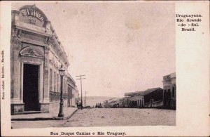 Uruguaiana Rua Duque de Caxias (1)