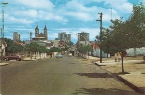 Uruguaiana Rua Duque de Caxias Centro déc1970