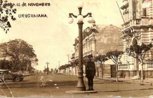 Uruguaiana Rua XV de Novembro